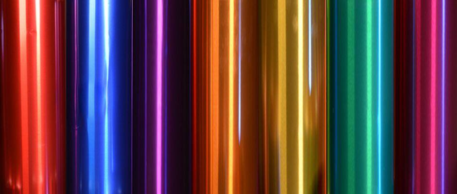 Colored Foil Various All Foils Inc