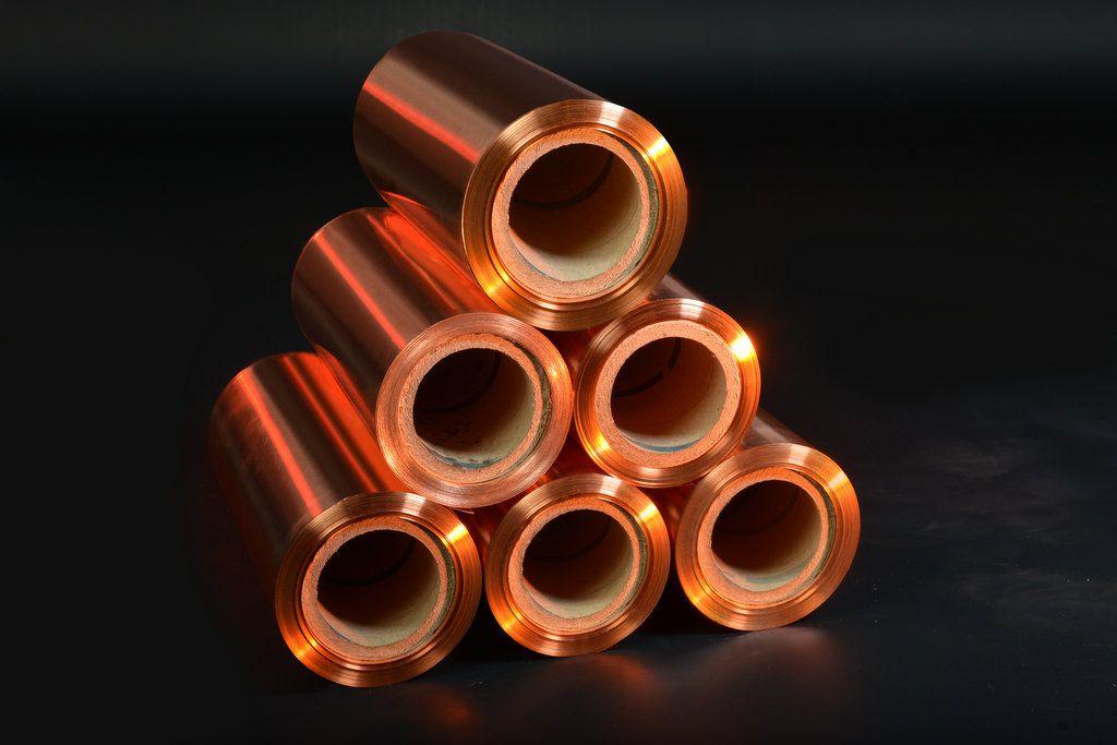 Copper Foil Copper Rolls Copper Foil Sheet