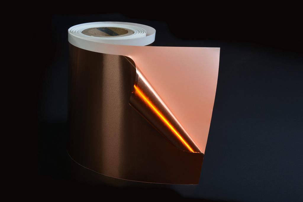 Copper Foil Tape Adhesive Coated Copper Foil Tape