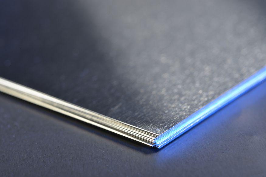 Aluminum Sheeting Aluminum Foil Sheet