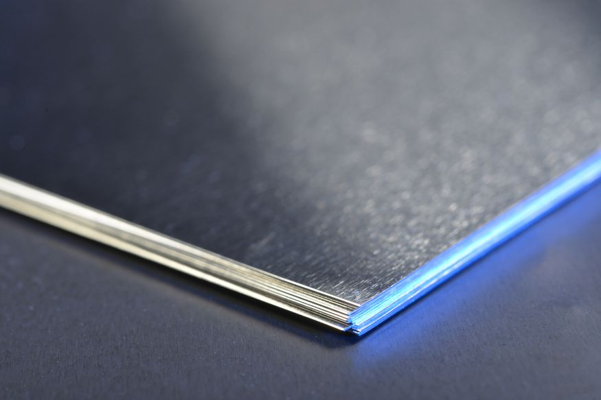 Stainless Steel Foil Sheet Stainless Steel Rolls