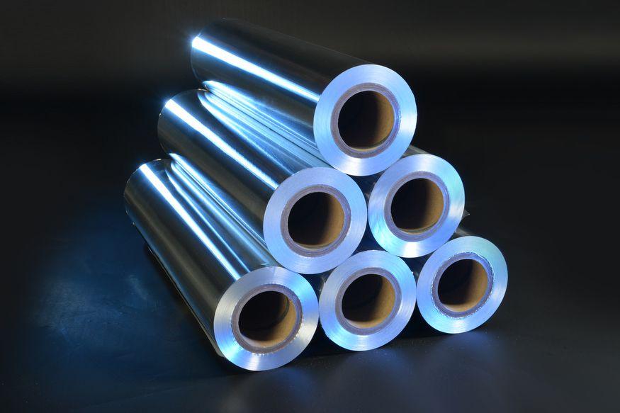 Aluminum Foil Supplier: Aluminum Rolls